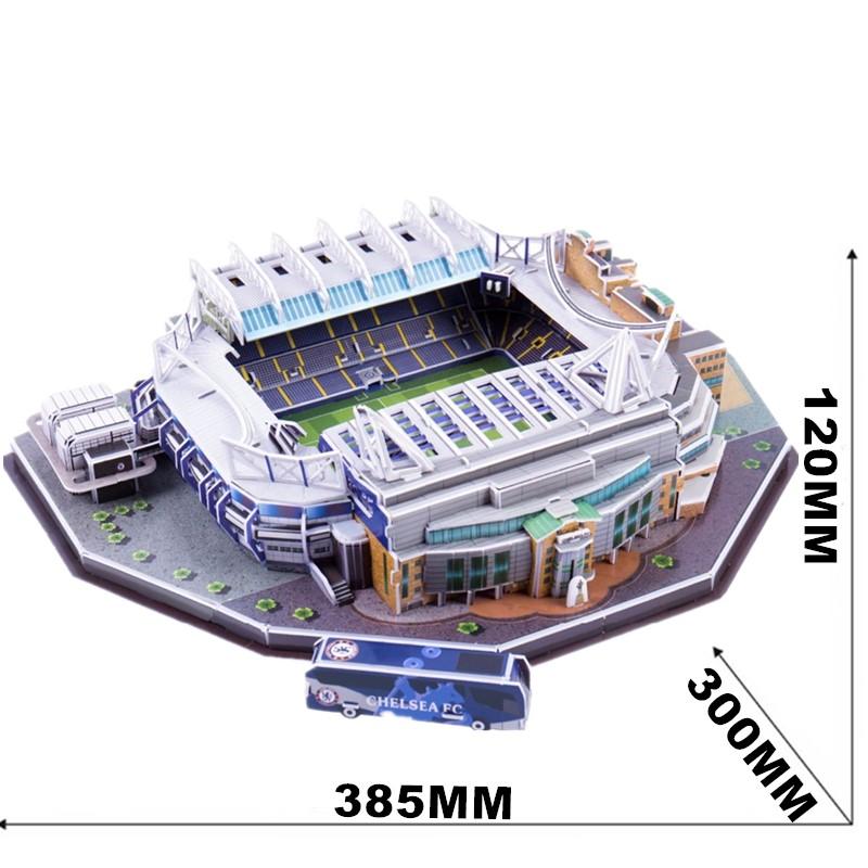 Classic-Jigsaw-Models-3D-United-Kingdom-Stamford-Bridge-UK-RU-Competition-Football-Game-Stadiums-DIY-Brick_
