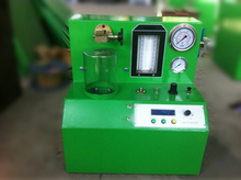 PQ1000 common rail diesel injector tester with ultrasonic cleaner