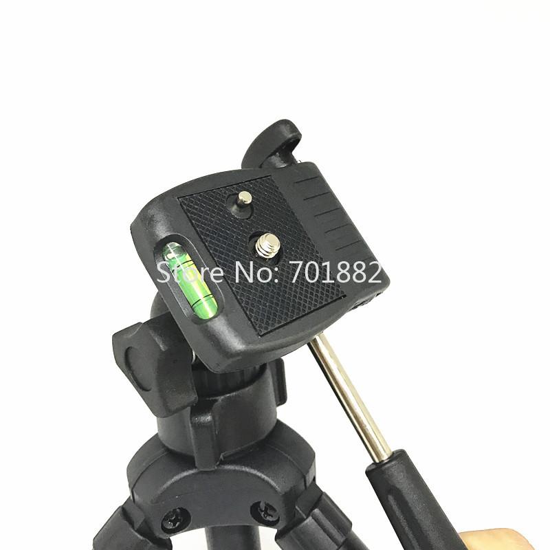 Jadkinsta Low Angle Photography Tripod Lightweight DSLR Mini Tripod Universal Portable Digital Camera Camcorder Tripod Stand (2)