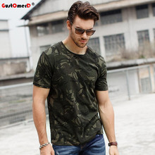Buy GustOmerD 2017 T Shirts Camouflage Summer Fashion Brand Clothes Slim Fit T Shirt Men Short Sleeve O-Neck Casual Tops Tees for $11.00 in AliExpress store