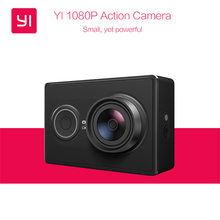 Yi Action Camera International Version XiaoYi Waterproof Camera 1080P 60fps 16MP WIFI Bluetooth 4.0 Xiaomi yi Sports Cam