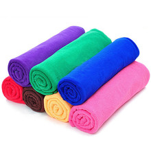 1pcs 30*70cm Miicrofiber Fabric Soft Hair Towel Cotton Hand Bathroom Car Cleaning Towels badlaken toalla Toallas Mano Gift 42008