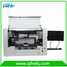 General use pick and place machine SMT chip mounter machine 2 heads pick and place machine