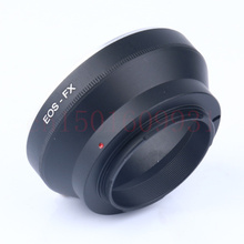 Lens adapter for Canon EoS EF mount lens to EOS-FX for Fujifilm Fuji X-Pro1 XPro1 X Pro 1 FX Camera Adapter