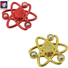BD,Fingertip Gyro Decompression,Fidget spinner,Hand Spinner plastic,Hexagram Tool,Anxiety Stress Relief,parts,Toys0821(China)