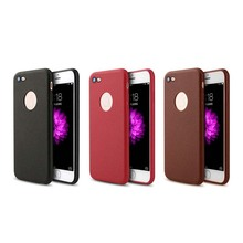 For iPhone 6S Case Cover Luxury Phone Cases for iPhone 8 7 6 6S 4.7 5.5 inch Slim Back Cover for iPhone 7 Funda Black Red Brown