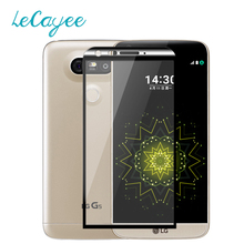 Screen Protector for LG G5 Full coverage Tempered Glass for LG G5 3D Glass Curved Screen Fully Cover Case Protector 5.3""