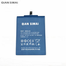 QiAN SiMAi 1pcs 100% High Quality BM47 4800mAh Battery For xiaomi hongmi redmi 3 3s 5.0inch Mobile phone+ Tracking Code(China)
