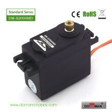 1pcs/lot DOMAN RC hobby DM-S2000MD metal gear 20kg digital rc servo(China)