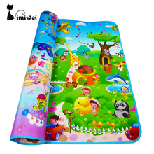 Baby Play Mat Mat For Children Carpets For Children Rugs Kids Toys Puzzle Mats Baby Toys For Newborns Developing Rug Eva Foam(China)