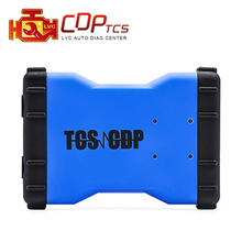 CDP TCS CDP PRO Plus 2015 R3 2014.R3 with keygen software no Bluetooth OBDII OBD2 scanner obd 2 car truck scan diagnostic tool(China)
