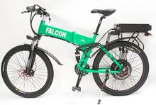48V 750W aElectric Bike Foldable Bicycle Foldable Frame Ebike + 48V 13.2Ah Li-ion Battery With 2A Charger