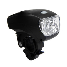 New Cycling Bike Bicycle Super Bright 5 LED Front Head Light Lamp 3-Modes Torch 2017 lamp  bisiklet aksesuar lights outdoor