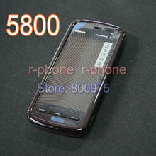 Nokia 5800 XpressMusic Mobile Cell Phone Unlovked Original 3G Wifi GPS Bluetooth & one year warranty(China)