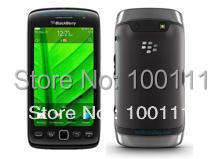 Wholesale  Original  unlocked  blackberry  Torch 9860  GSM  Touch Screen Mobile phone , Blackberry OS 7 ,Free shipping
