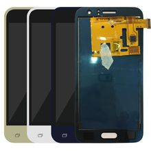 LCD For Samsung Galaxy J1 2016 J120F J120DS J120G J120 Display+Touch Screen Not Adjust Brightness Digitizer Assembly Replacement(China)