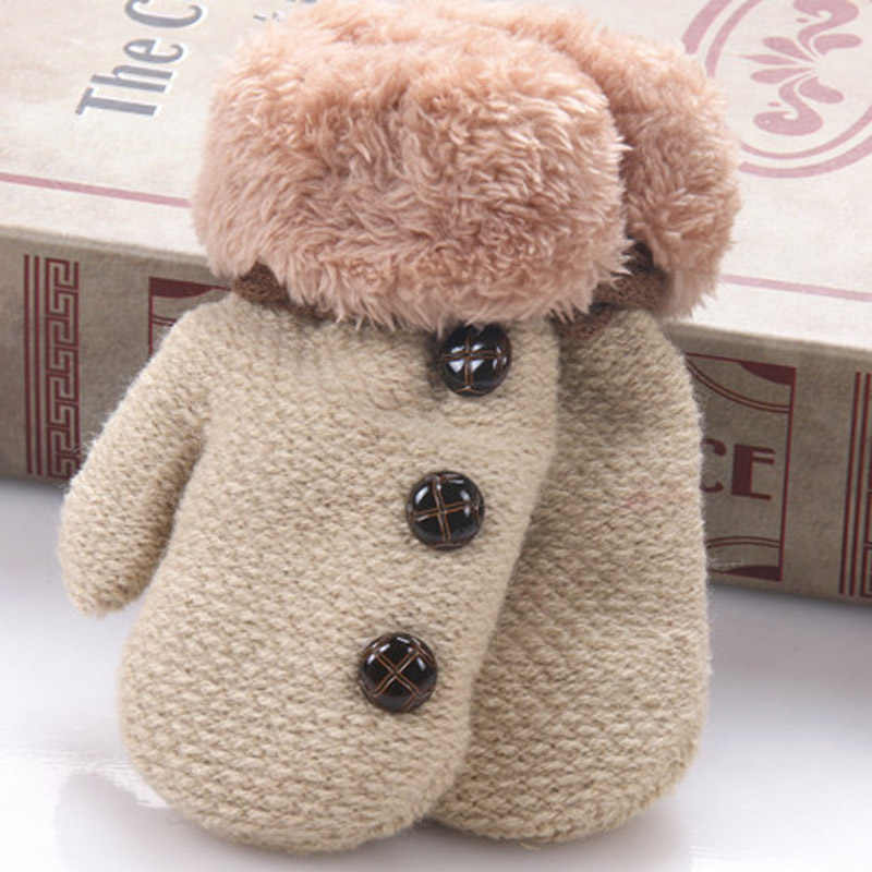 d8677f017 Detail Feedback Questions about Winter Baby Boys Girls Gloves Full ...