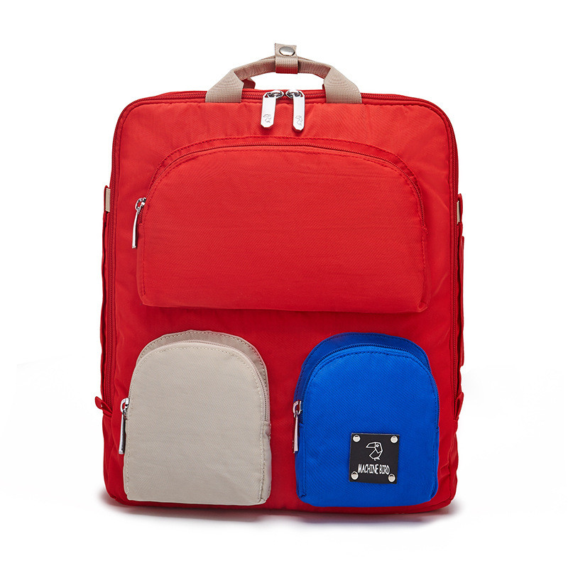 Big Discounts! Baby Diaper Backpack For Mommy Maternity Clothes & Baby Clothes Bags Newborn Bag Organizer Free Drop Shipping06