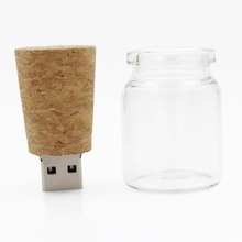 cute gadget usb flash drive 16gb pen drive 64gb pendrive 32gb wish bottle usb stick cle usb memoria stick usb flash U disk gift