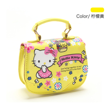 New Designers Mini Cute Bag Children Hello Kitty  Handbag Kids Tote Girls Women Shoulder Bag Mini Bag Wholesale Bolsas