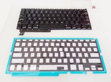 "New OEM Keyboard& Backlight for Apple Macbook Pro Unibody 15"" A1286 2009-2011 US"