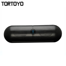JY-19 Multifunction NFC APP Portable Home Wireless Bluetooth Speakers HD 3D Surround Stereo Handsfree Subwoofer AUX for PC Phone