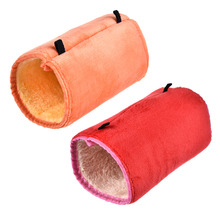 Squirrel toy Hamster Small Pet guinea pig Tunnels hamster tube Pet Hammocks toys tunnel for hamsters tubo hamster rabbit supply(China)