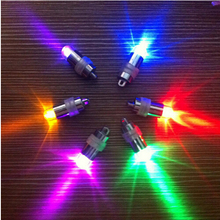 10 pcs LED Mini Party Lights For Lanterns Balloons Floral Mini Led Lights For Wedding Centerpiece Threaded Night club bar