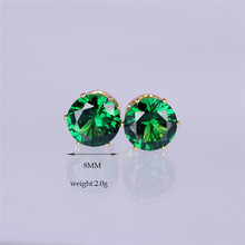2017 new design brand jewelry luxury austrian crystal earrings for women   stud earrings for girls gift