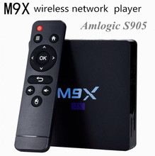 Android 6.0 Smart Set-top TV Box 4K Quad Core WIFI Youtube Sling TV Netflix DTS Dolby IPTV