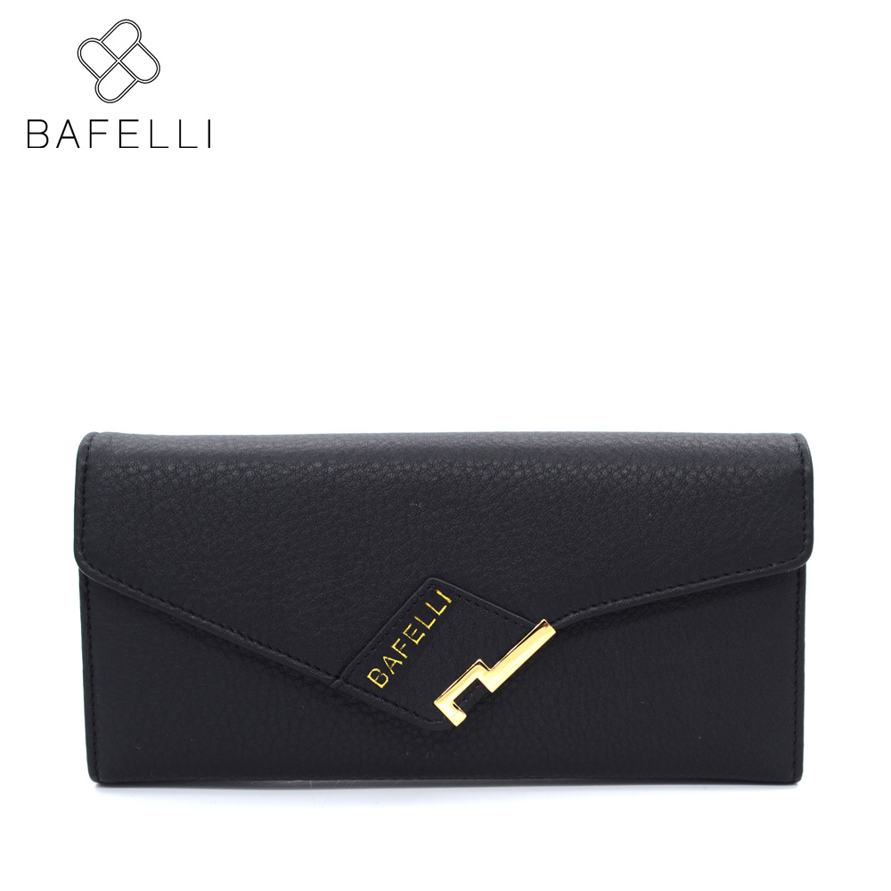 BAFELLI 2017 The New Wallet Woman Card Purse Genuine Leather Long Pures Women Money Clips Woman Hot Sale Wallet <br><br>Aliexpress