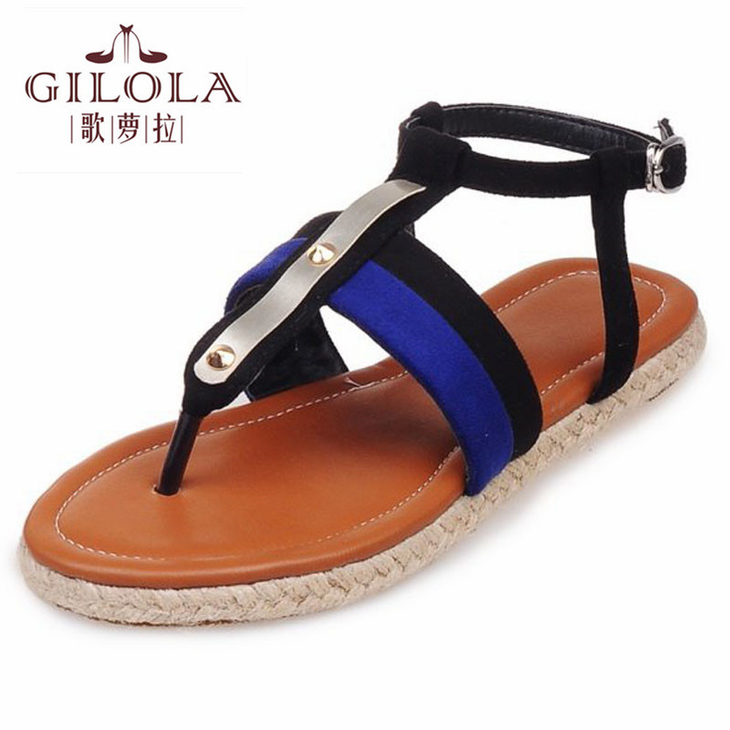 new flats women sandals sexy spring women summer shoes ladies woman cute good #Y0587893F<br><br>Aliexpress