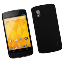 Ultra Thin Hard Rubberized Matte Snap-On Cover Case For LG Google Nexus 4 / E960 New In Stock + Tracking(China)