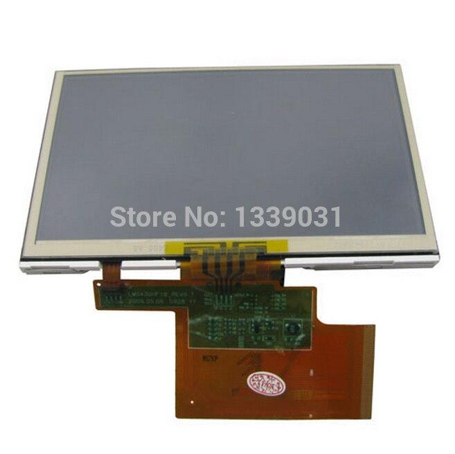XL XL IQ LIVE V2, LMS430HF19 Pantalla LCD pantalla táctil para TomTom XL IQ