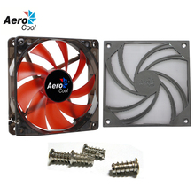 Wholesale Aerocool 120mm Fan PC Case Cooling Fan 120mm And Fan Dust Filter Cover Net Washable