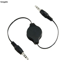New 3.5mm Male to Male Car Aux Auxiliary Cord Stereo Audio Cable for Phone for iPod