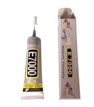 E7000 Glue 50ml Multi purpose E-7000 Jewelery Adhesive Diy Jewelry Crafts Glass Touch Screen Cell Phone Repair Stronger