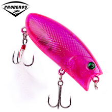 "1PC Hard Fishing Lures 5.7cm-2.24""/10.42g-0.37oz Crank Bass Bait 10 Color Fishing Tackle 8# High Carbon Hook DHP-001"