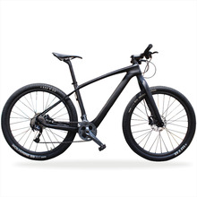 MIRACLE 29er XC Carbon Mtb Bicycle XT/SLX/ALIVIO 22 speeds Carbon Mountain Bicycle Toray ud Carbon complete bike 29inch(China)