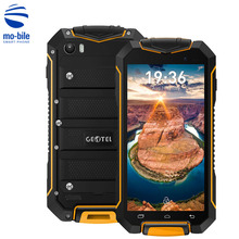 Hot Sale GEOTEL A1 3G Smartphone Android 7.0 4.5'' Waterproof Cellphone MTK6580 Quad Core 1GB RAM 8GB ROM Dustproof Mobile Phone