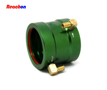 Free Shipping 28-30mm water cooling jacket tube cover case motor housing fit for 2830/2840/2845 RC Boat brushless motor