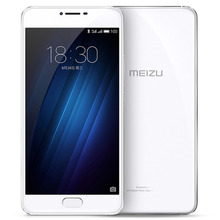 Original Meizu U20 U685Q 4G LTE 2GB 16GB Global Frimware Cell Phone 5.5 inch 2.5D FHD 1080P MTK Helio P10 Octa Core  Fingerprint