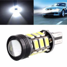 1 x 16W 5630 LED Bright Energy Saving Car Auto bus Light Durable Lamp Xenon White Backup Reverse Bulb