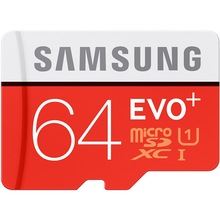 SAMSUNG EVO+ Micro SD 32G SDHC 80mb/s Grade Class10 Memory Card C10 UHS-I TF/SD Cards Trans Flash SDXC 64GB 128GB free shipping(China)