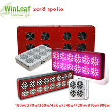 LED Grow Light Full Spectrum Apollo 4/6/8/10/12/16/18/20 180w/270w/360w/450w/540w/720w/810w/900w for Indoor Plant LED Grow Light(China)