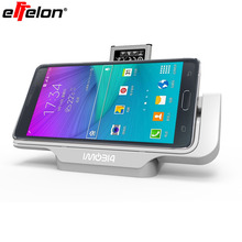 Effelon Horizontal Dual Desktop Charging Cradle, Battery Docking Station, Charger Dock for Samsung Galaxy Note 4