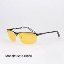 MY DOLI 2215 Man's Hot design and convenient using night vision sunglasses sunshades(China)