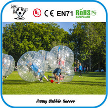 1.5m inflatable bumper bubble football, inflatable bumper ball,bubble football,bumperz,zorb ball for sale