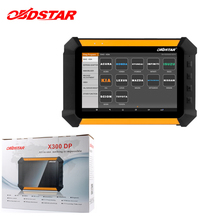 automotive scanner obdstar x300 dp pro3 plus odometer change tool hand held car key copy key programmer immobiliser for car(China)