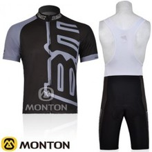 Black and Gray Summmer Cycling Jerseys / Pro Summer Cycling Clothing / Bike Clothes Cycle Clothes Wear Ropa Ciclismo Sportswear